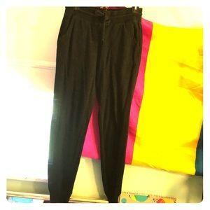 Black mossimo sweat pants/joggers